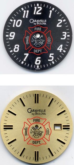 Fire Department Watch Faces